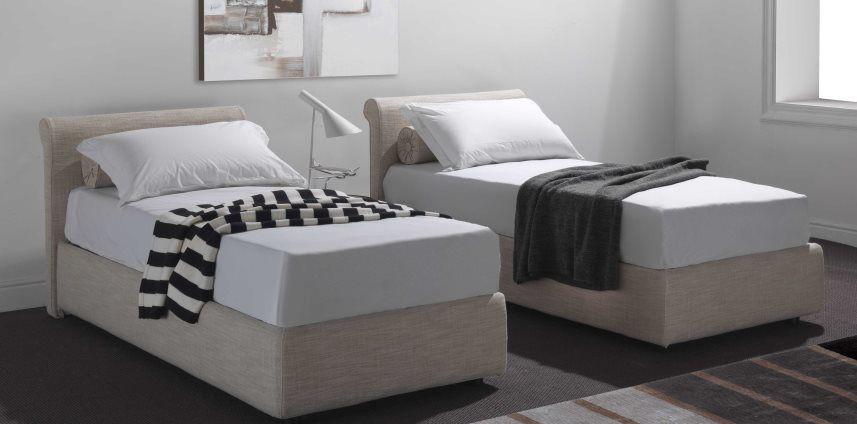 Camere da letto moderne e classiche ilmondodellacasa for 24x40 piani casa 2 camere da letto