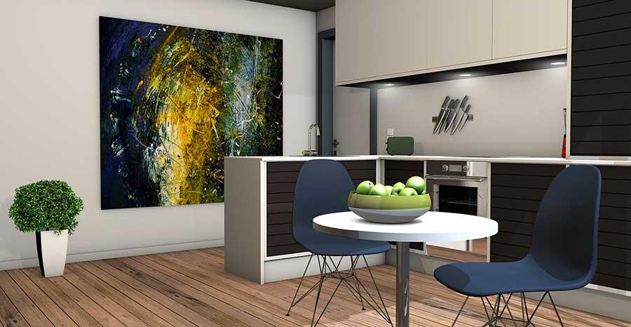 Scegliere i mobili per la tua cucina moderna - Cucine moderne e ...