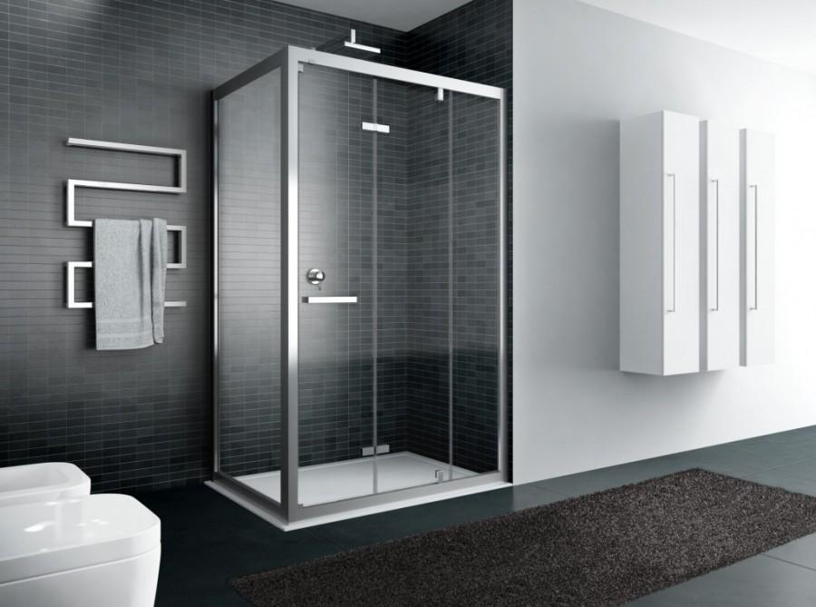 Box doccia: i vantaggi dei pannelli in cristallo temperato