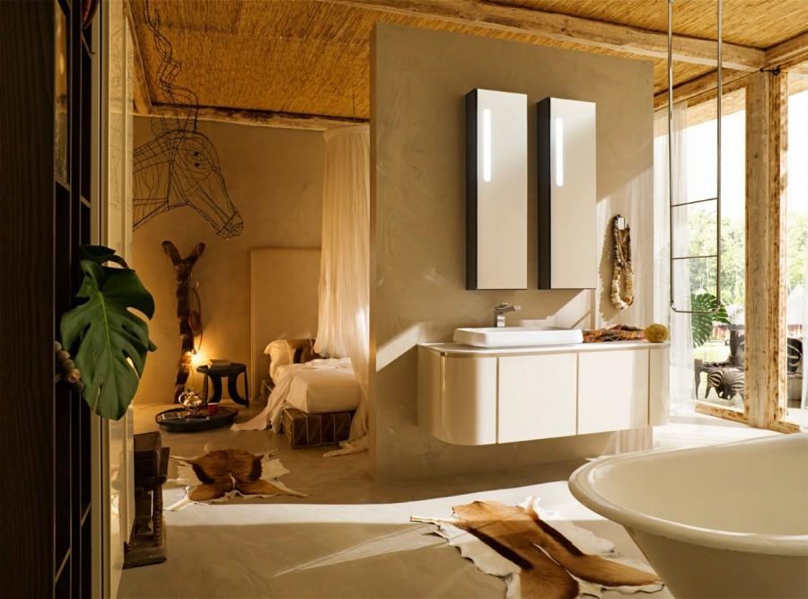 Arredo bagno Cerasa 2011 - il nuovo Suede