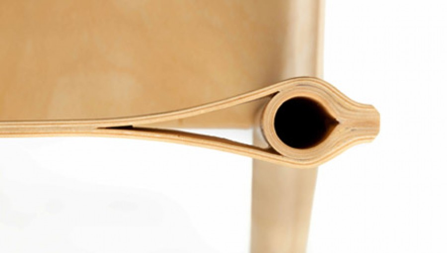 Wotu chair rivoluzioni green per le sedie di legno