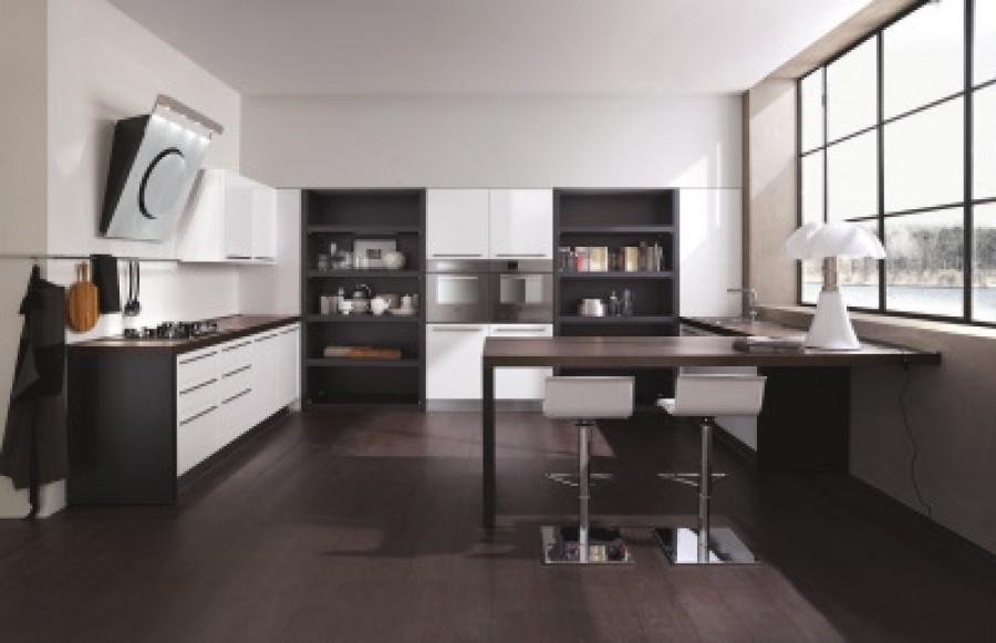 Le nuove cucine moderne: la tecnologia alla nostra portata