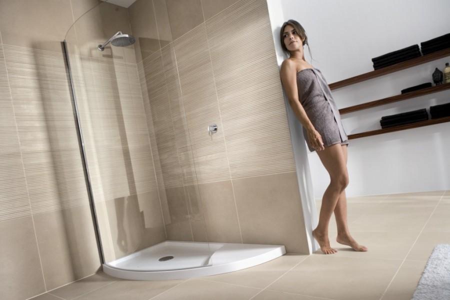 Box doccia curvo: lo spazio che non ti aspetti