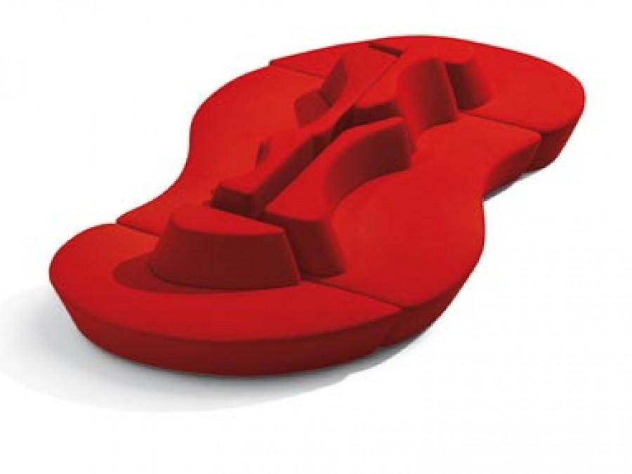 Felicerossi: fantastici design per poltrone e divani