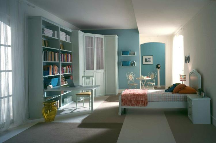 Galleria fotografica camere da letto classiche for Log casa camere da letto