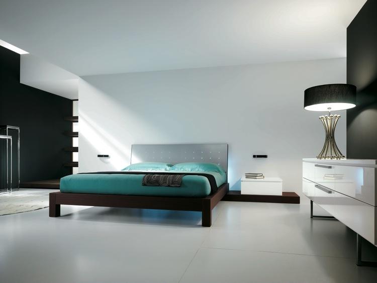 Camere da letto hi tech interni case moderne foto design - Camere da letto strane ...