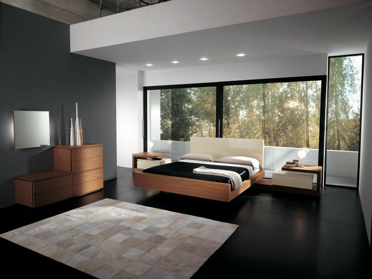 Galleria fotografica camere da letto moderne - Camere da letto particolari moderne ...