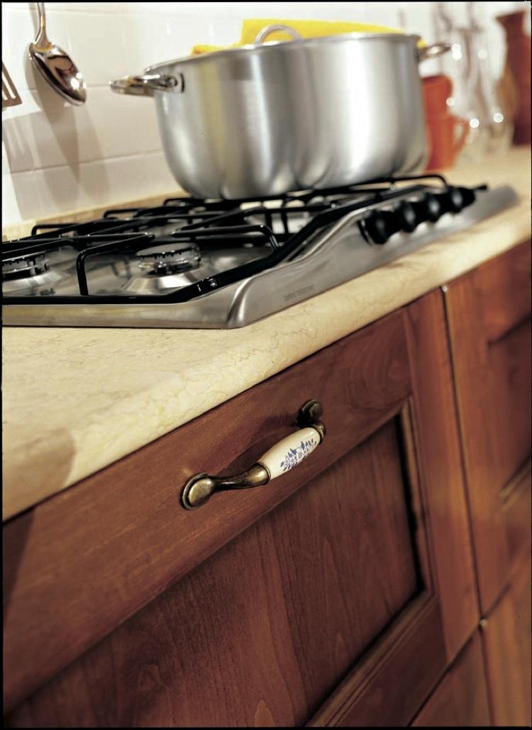 Galleria fotografica cucine in arte povera - Arte sole cucine ...