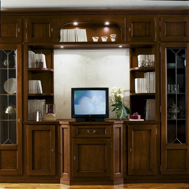 Mobili soggiorno hi tech idee per il design della casa - Mobili soggiorno padova ...