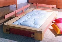 Tatamio, un letto in armonia con Morfeo e Gaia