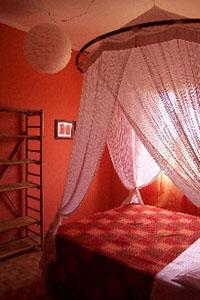 Lo stile etnico nella camera da letto