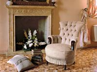 Un salotto in stile settecentesco per sentirti una principessa