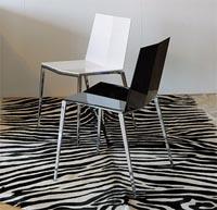 Arredare con le sedie in metallo