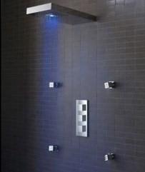 La doccia cromatica