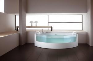 Esperienze cromatiche per il bagno