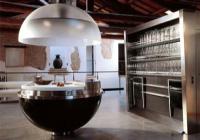 Cucine a scomparsa di design