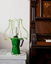 Mokalamp e Hourphone: lampada e orologio glam
