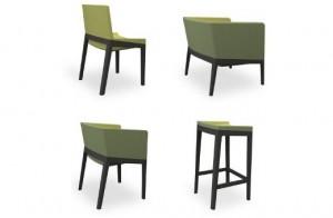 Lorenz*Kaz: la collezione di sedute Tonic