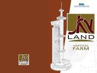 Skyland, la fattoria verticale tutta italiana
